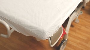 Protexer disposable stretcher sheets are fluid-resistant, fitted sheets made of ultra-comfortable soft-touch fabric.