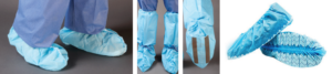 Protexer shoe covers, bouffant caps, sleeve covers, and beard covers maximize safety and compliance for both patients and healthcare workers.