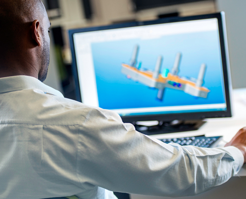 TEAM's R&D experts can work with you on product design and development of your diagnostic test, improving its success and quality.